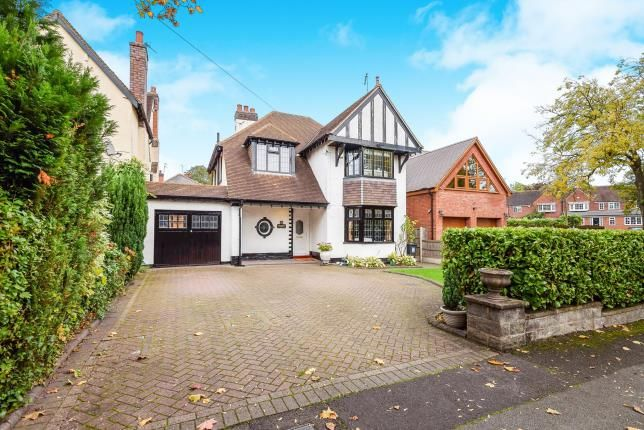Thumbnail Detached house for sale in Lonsdale Road, Park Hall, Walsall, West Midlands