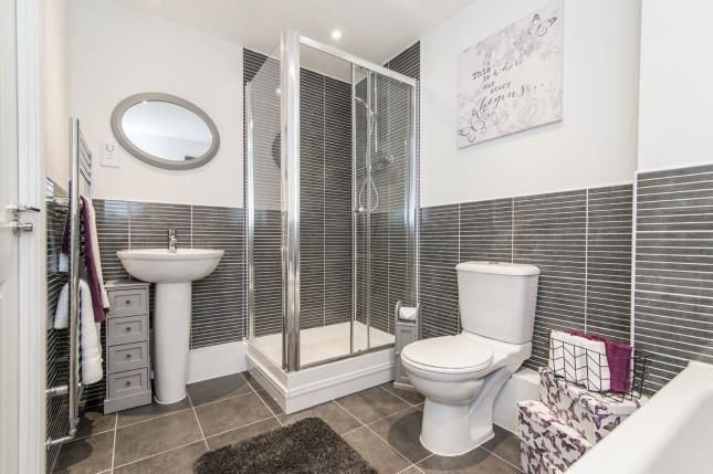 Bathroom of Temple Road, Smithills, Bolton, Greater Manchester BL1