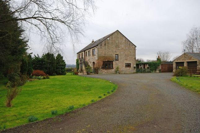 Thumbnail Detached house for sale in Gunnerton, Hexham