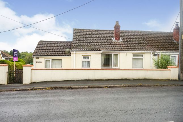 Thumbnail Bungalow for sale in Cefn Byrle Road, Colbren