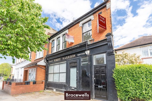 Thumbnail Flat for sale in Nightingale Lane, Hornsey
