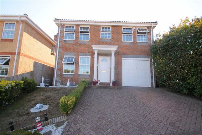 Thumbnail Detached house for sale in Georgian Walk, St Leonards-On-Sea, East Sussex