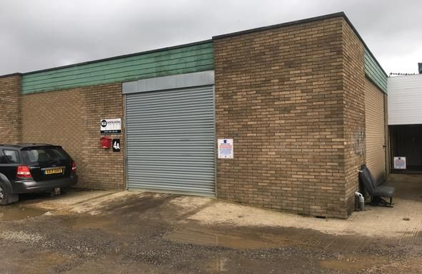 Thumbnail Industrial to let in Pontop Business Centre, Stanley, Co. Durham