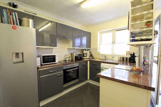 Kitchen of Carnot Close, Shenley Lodge, Milton Keynes MK5