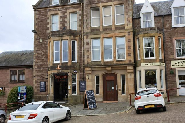 Thumbnail Flat for sale in James Square, Crieff