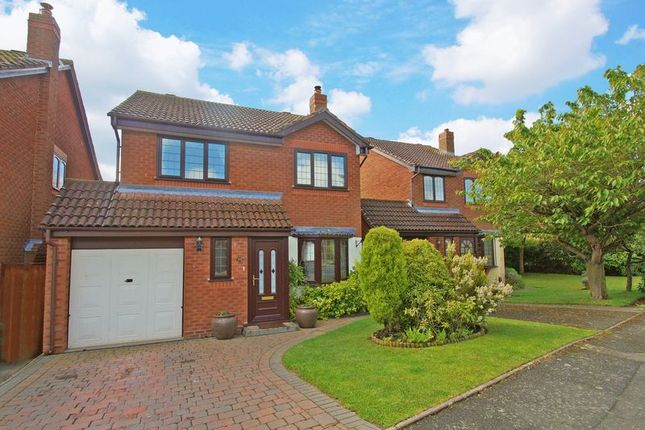 Thumbnail Detached house for sale in Riverside, Studley