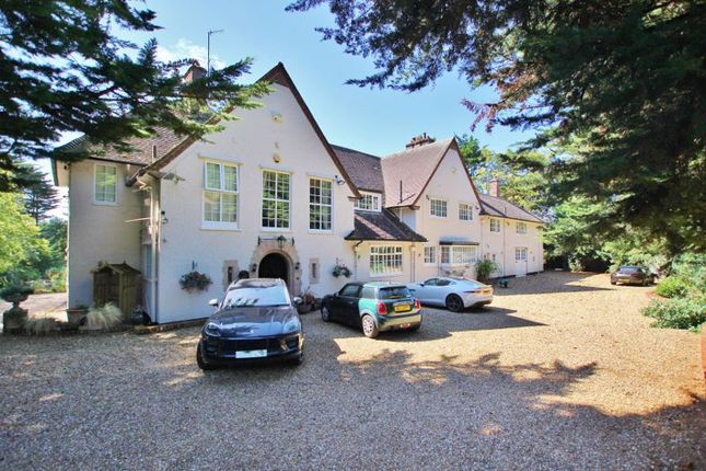 Thumbnail Detached house for sale in Croft Drive West, Caldy, Wirral