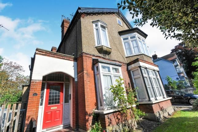 Thumbnail 1 bed flat for sale in Campden Road, South Croydon, Surry, England