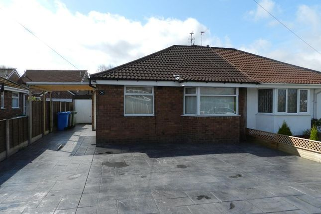 Thumbnail Bungalow to rent in Thames, Culcheth, Warrington