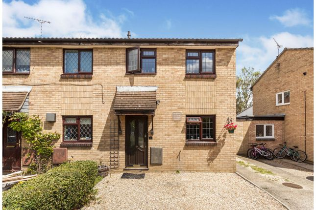 Thumbnail Semi-detached house for sale in Theal Close, Sandhurst
