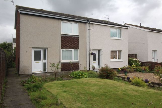 Thumbnail Semi-detached house for sale in Burghlee Crescent, Loanhead