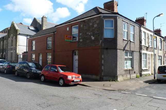 Thumbnail Terraced house for sale in May Street, Cardiff