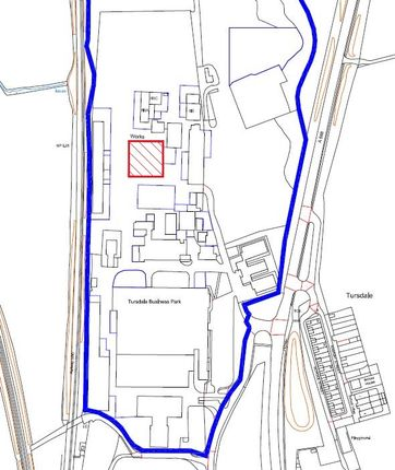 Thumbnail Land to let in Tursdale Business Park, Durham