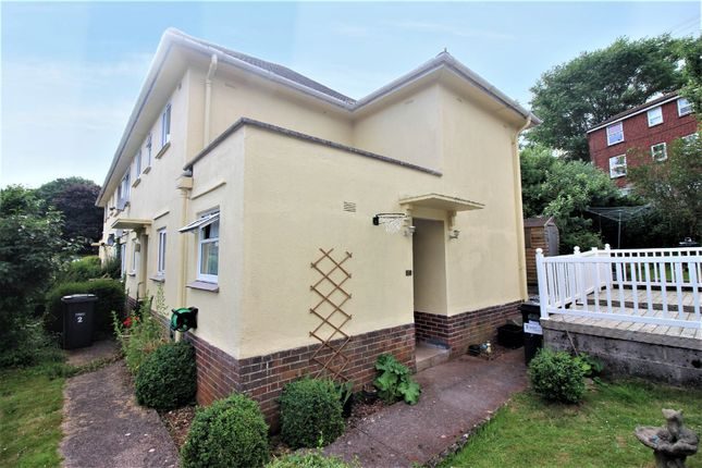 Thumbnail Flat for sale in Fernicombe Road, Paignton