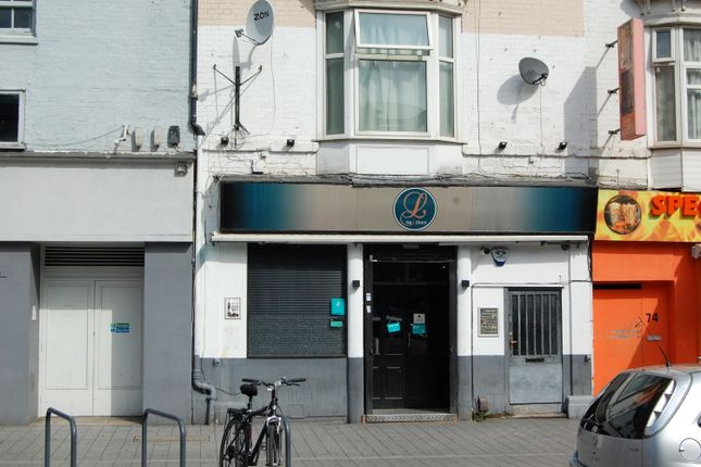Thumbnail Pub/bar for sale in 72 Humberstone Gate, Leicester