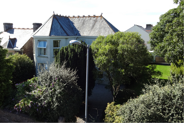 Thumbnail Detached house for sale in Park Road, Redruth