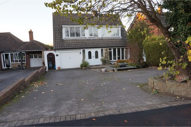 Thumbnail Detached house for sale in Sandyfields Road, Dudley