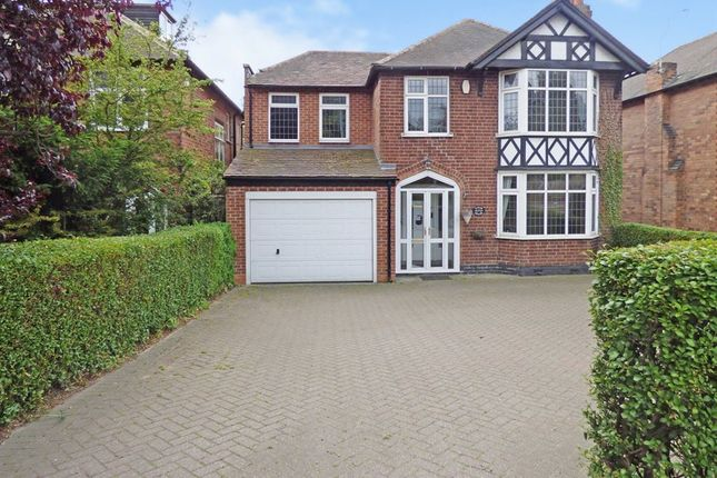 Thumbnail Detached house to rent in Derby Road, Beeston, Nottingham