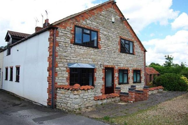 Thumbnail Semi-detached house to rent in Mill Row, Barrowby, Barrowby, Grantham