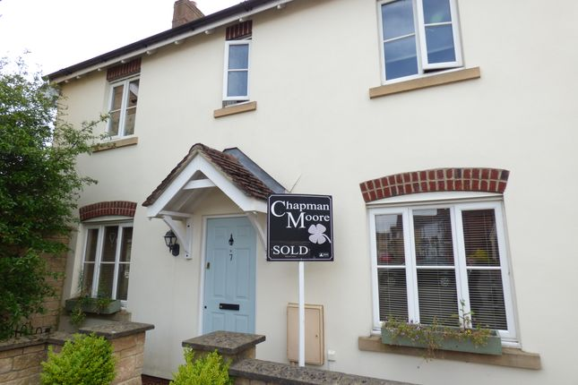 Thumbnail Detached house for sale in Weatherbury Road, Gillingham
