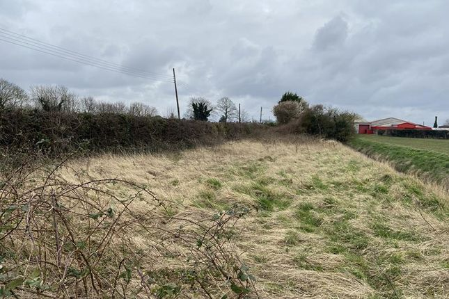 Commercial property for sale in Land At Six House Bank, West Pinchbeck, Lincolnshire