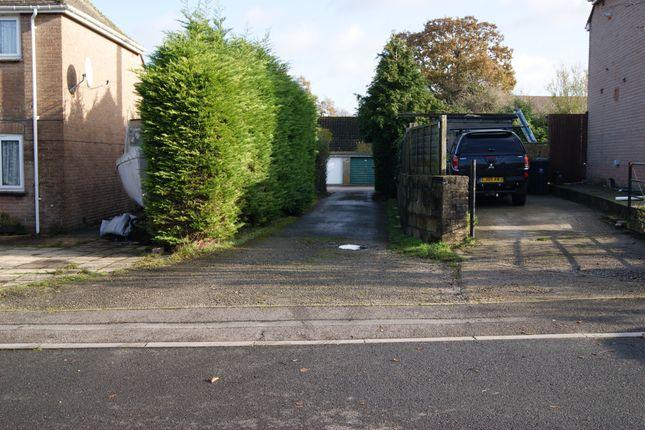 R026 Insert 1 of Garages Rear Of 36-38 Stoborough Green, Wareham, Dorset BH20