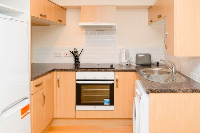 Thumbnail Flat to rent in Queens Road, West End, Aberdeen