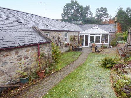 Thumbnail Detached house for sale in Craigellachie, Aberlour