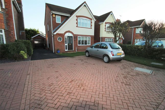 Front of Willsford Avenue, Liverpool L31