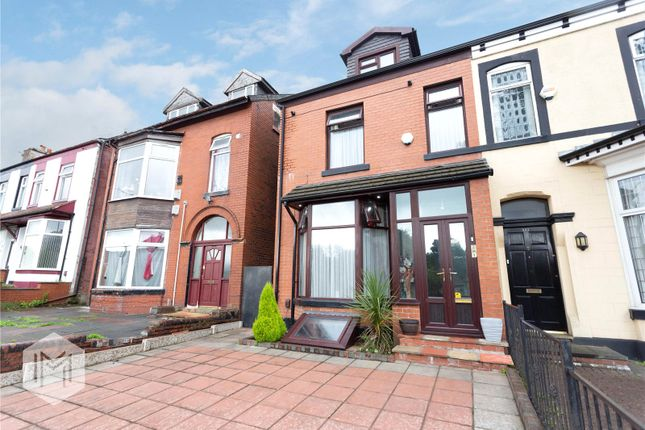 Thumbnail Semi-detached house for sale in Wigan Road, Bolton, Greater Manchester