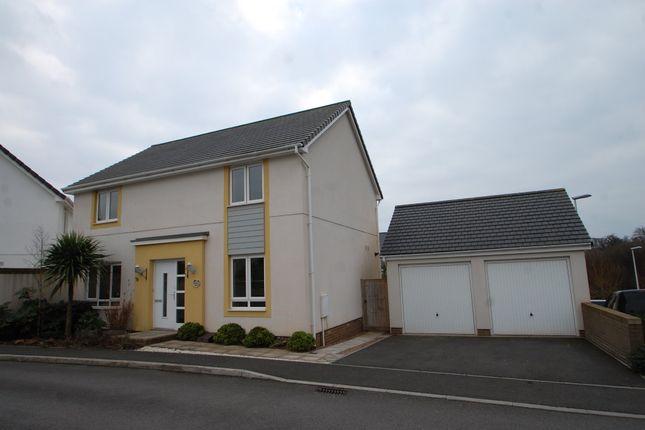 Thumbnail Detached house for sale in Millin Way, Dawlish Warren, Dawlish