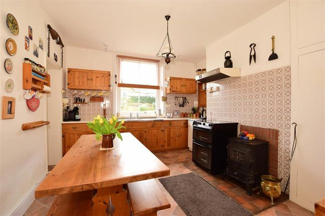 Thumbnail Detached bungalow for sale in High Street, Whitwell, Isle Of Wight
