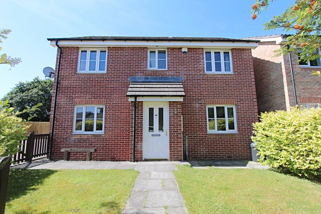 Thumbnail Detached house for sale in James Court, St. Mellons, Cardiff
