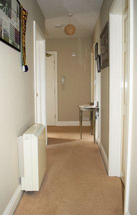 Hallway (Copy) of 4 Bruce Court, Kirkpatrick Fleming, Dumfries & Galloway DG11