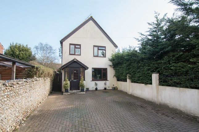 Thumbnail Detached house for sale in Whyke Road, Chichester