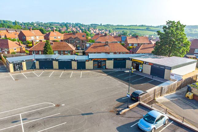 Thumbnail Retail premises for sale in Kiosks 1-9, Mallin Croft, Hoyland, Barnsley