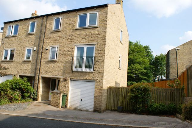 Thumbnail Semi-detached house for sale in Heathcliffe Mews, Haworth