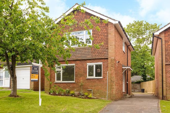 Thumbnail Detached house to rent in Sylvana Close, Hillingdon, Middlesex
