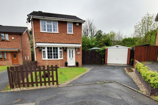 3 bed detached house for sale in Earls Drive, Telford