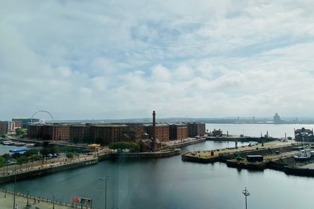 1 bed flat to rent in Strand Street, Liverpool L1