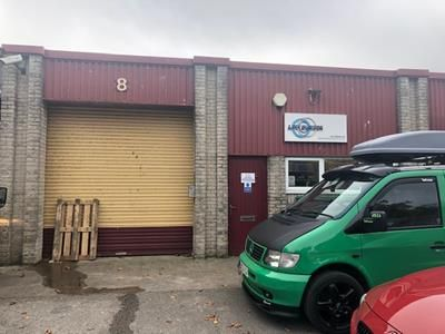 Thumbnail Light industrial to let in Lightburn Trading Estate, Cumbria, Ulverston