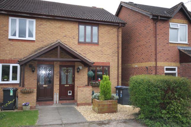 Terraced house for sale in Blenheim Close, Bidford On Avon