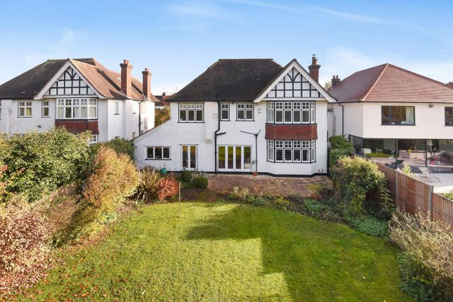 Thumbnail Detached house to rent in Woodstock Road North, St.Albans
