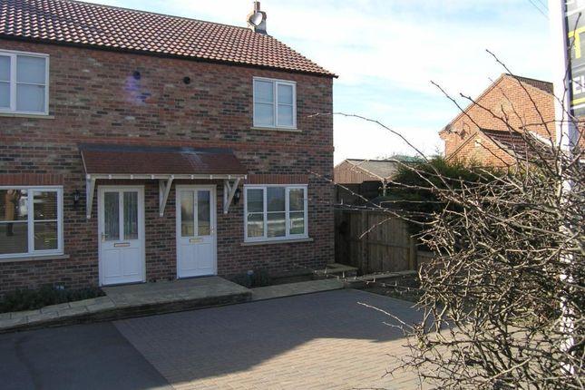 Thumbnail Semi-detached house to rent in Stump Cross, Boroughbridge