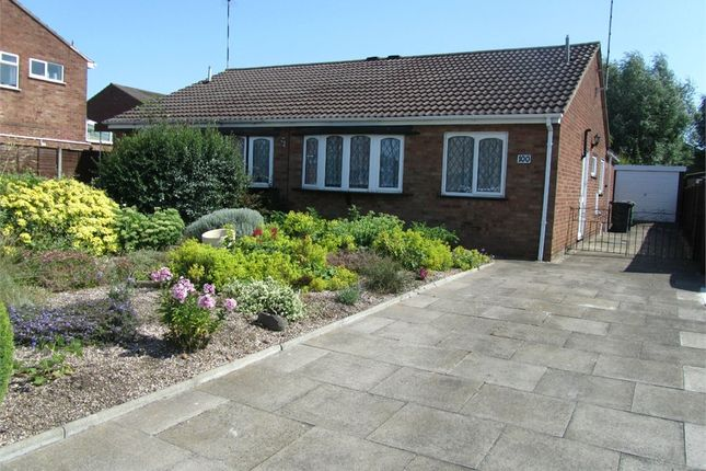 3 bed semi-detached bungalow for sale in Arbury Avenue, Bedworth, Warwickshire