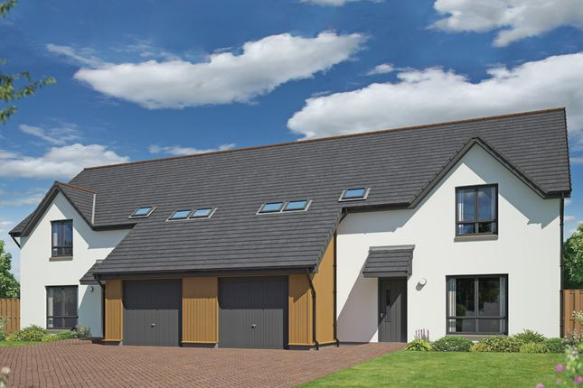 Thumbnail Detached house for sale in Station Road, Dornoch