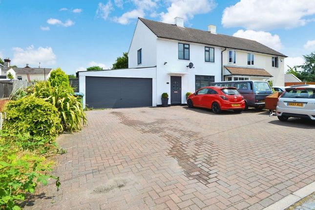 Thumbnail Semi-detached house for sale in Ailsa Lane, Southampton