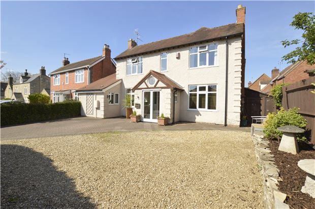 Thumbnail Detached house for sale in Cheltenham Road, Bishops Cleeve