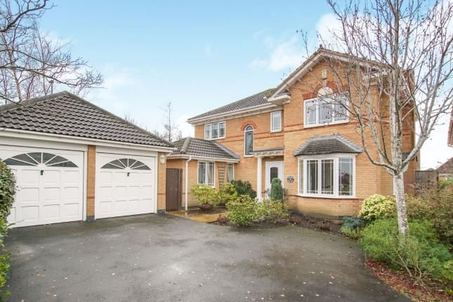 Thumbnail Detached house for sale in Harts Croft, Yate, Bristol, South Gloucestershire