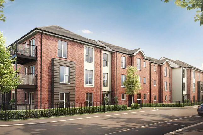 """2 bedroom flat for sale in """"Two Bedroom Apartment"""" at Dukeminster Estate, Dunstable"""
